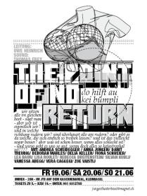 the point of no return – do hilft au kei bümpli