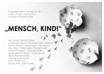 """Mensch, Kind!"""
